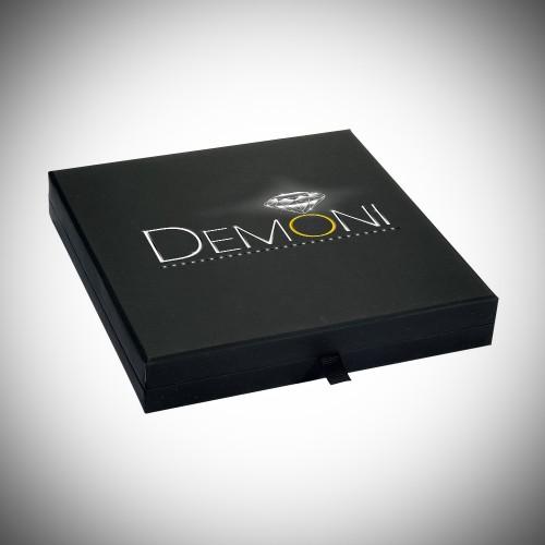 Projet logo joaillerie diamant, éclat, luxe etc...