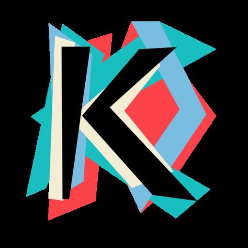 Création graphique kimkom